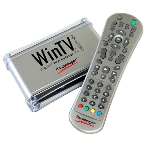 Hauppauge WinTV-NOVA-T USB2 product photo front L