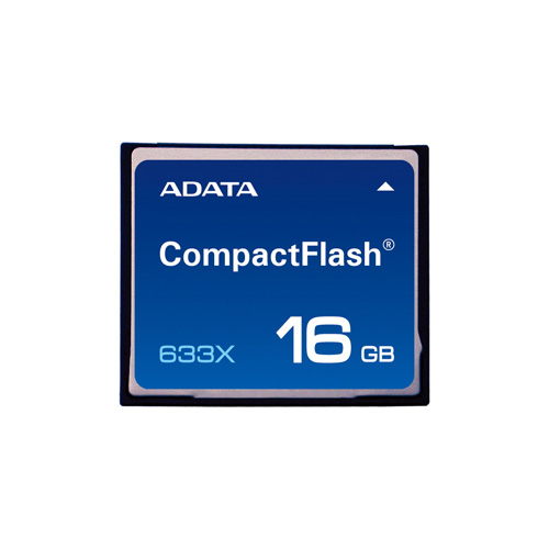 A-DATA CF 16GB 633X product photo front L