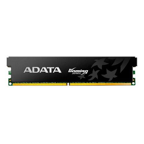 A-DATA XPG Gaming Series, DDR3, 1333 MHz, CL9, Low Voltage, 2GB product photo front L