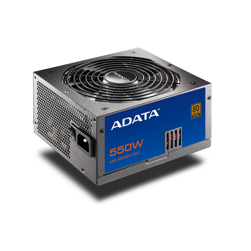 A-DATA HM-550 product photo front L
