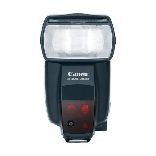 Canon Speedlite 580EX II product photo front L