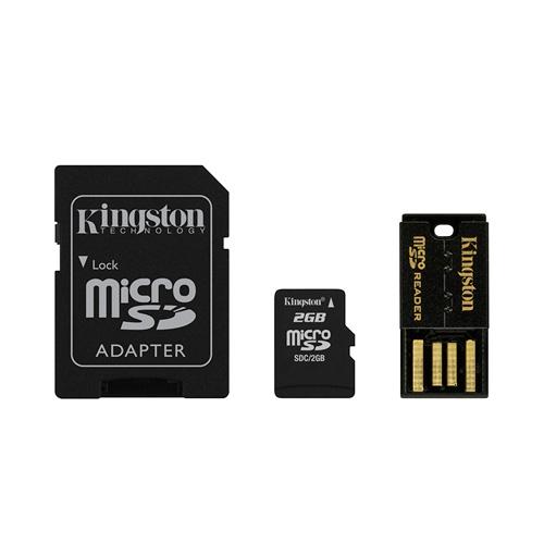 Kingston 2GB Multi Kit product photo front L