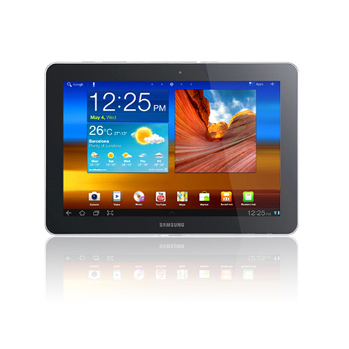 Samsung Galaxy Tab 10.1 product.image.text.alttext front L