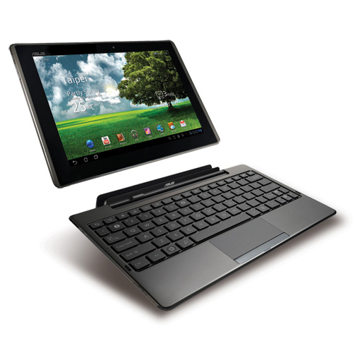 Asus TF101 Eee Pad Transformer product photo front L