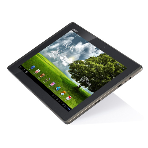 Asus TF101 Eee Pad Transformer product photo side L