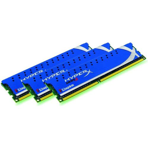 Kingston HyperX 12GB DDR3 1866MHz Kit product photo front L