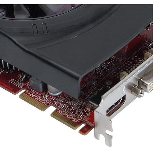 CLUB3D Radeon HD 6770 product photo side L