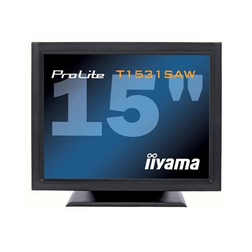 iiyama ProLite T1531SAW-B1 product photo front L