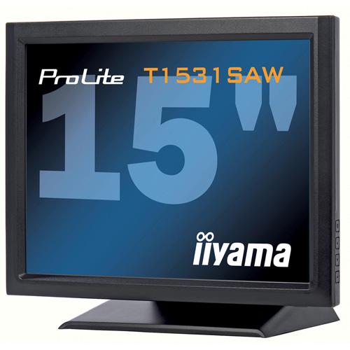 iiyama ProLite T1531SAW-B1 product photo back L