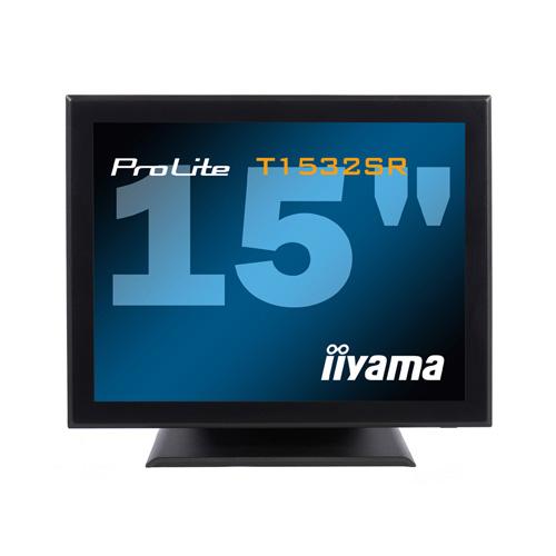 iiyama ProLite T1532SR-B1 product photo front L