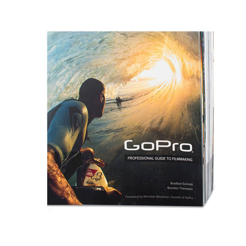 GoPro: Professional Guide to Filmmaking product photo front L