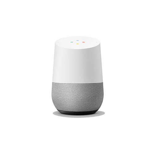Google Home product photo front L