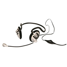 ICIDU Neckband Headset With Microphone & Volume Control product photo