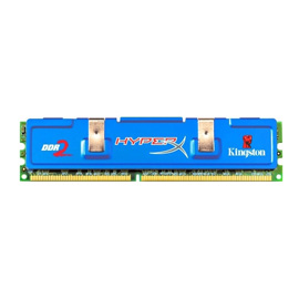 Kingston HyperX 2GB (1X2GB), 1066MHz, DDR2, Non-ECC, CL7 (7-7-7-20), DIMM product photo