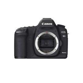 Canon EOS 5D Mark II, body product photo