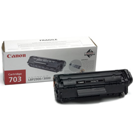 Canon 703 Black Toner Cartridge product.image.text.alttext