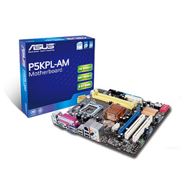 Asus P5KPL-AM SE product photo