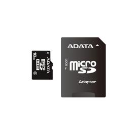 A-DATA microSDHC 16GB class6 product photo