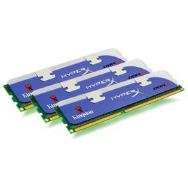 Kingston HyperX 12GB DDR3 1600MHz Kit product photo