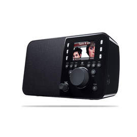 Logitech Squeezebox Radio product photo