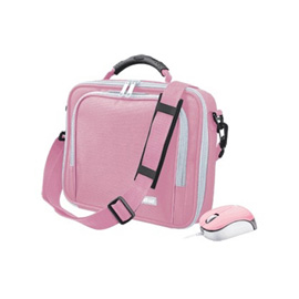 """Trust 10"""" Netbook Carry Bag + Micro Mouse product photo"""