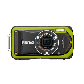 Pentax Optio W90 product photo