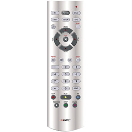 Emtec Universal Remote Control 1in1 H110 product photo