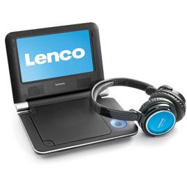 Lenco DVP-733 product photo