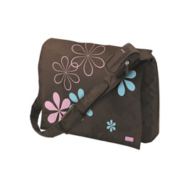 Trust Madrid 15.6'' Notebook Messenger Bag - Brown product photo