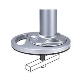 Newstar Grommet plate for desk mount product photo