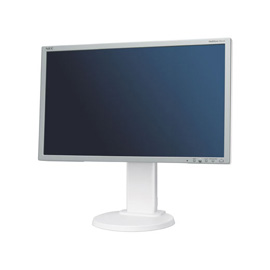 NEC E201W product photo