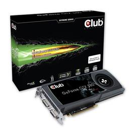 CLUB3D GeForce GTX 580 product photo