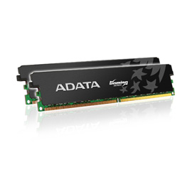 A-DATA XPG Gaming Series, DDR3, 1600 MHz, CL9, Low Voltage, 4GB (2GB x 2) product photo