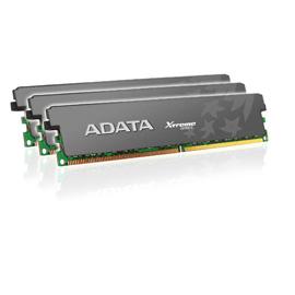 A-DATA XPG Xtreme Series, DDR3, 1600 MHz, CL7, 6GB (2GB x 3) product photo