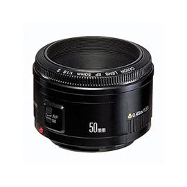 Canon EF 50mm f/1.8 II product photo