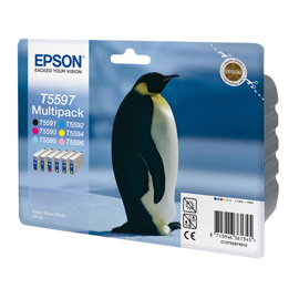 Epson Multipack 6-colours T5597 product photo