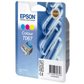 Epson Singlepack Colour T0670 product photo