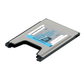 Conceptronic PC Card CF Card Reader/Writer product photo