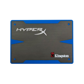 Kingston 240GB HyperX SSD product photo
