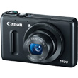 Canon PowerShot S100 product photo side S