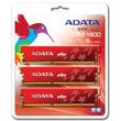 A-DATA XPG Plus DDR3, 1600 MHz, CL8, 6GB (2GB x 3) product photo back S