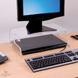 Dataflex LCD Monitor Stand 660 product photo back S