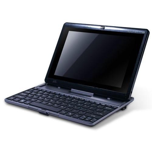 Acer ICONIA W501P + Keydock photo du produit front L