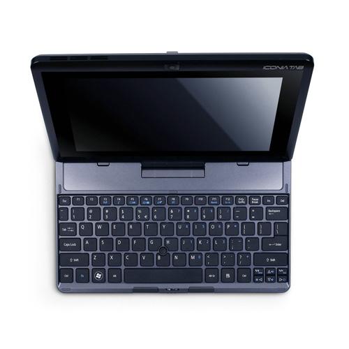 Acer ICONIA W501P + Keydock photo du produit side L