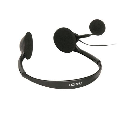 ICIDU Multimedia Headset With Microphone photo du produit front L