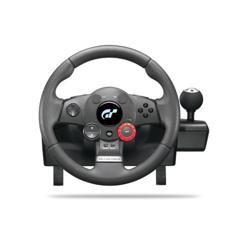 Logitech Driving Force GT photo du produit front L