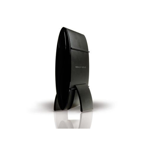Conceptronic Gigabit Full HD Media Player photo du produit back L