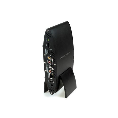 Conceptronic Gigabit Full HD Media Player photo du produit side L