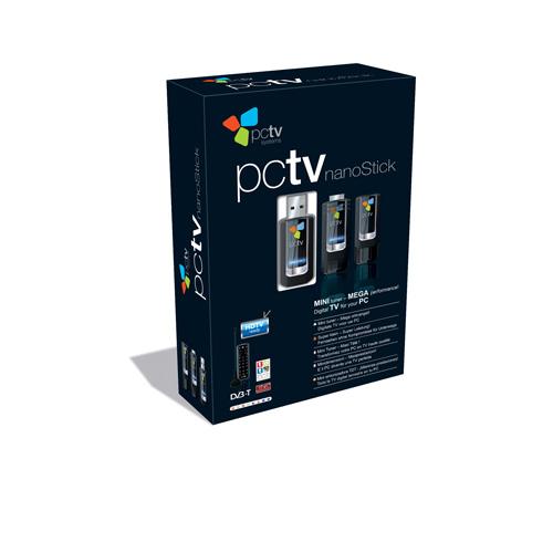 Hauppauge PCTV nanoStick DVB-T 73e product photo front L