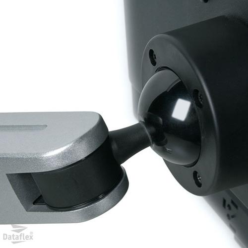 Dataflex ViewMaster M5 Monitor Arm 202 photo du produit side L